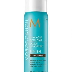 Moroccanoil Luminous Hair Spray Extra Strong Hiuskiinne 75 ml