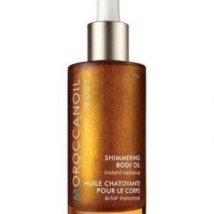 Moroccanoil Shimmering Body Oil Vartaloöljy 50 ml