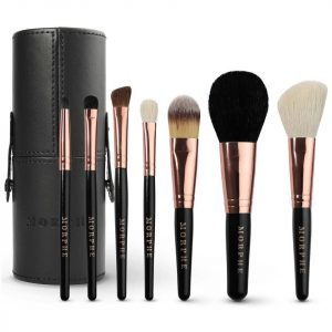 Morphe Set 701 7 Piece Rose Brush Set