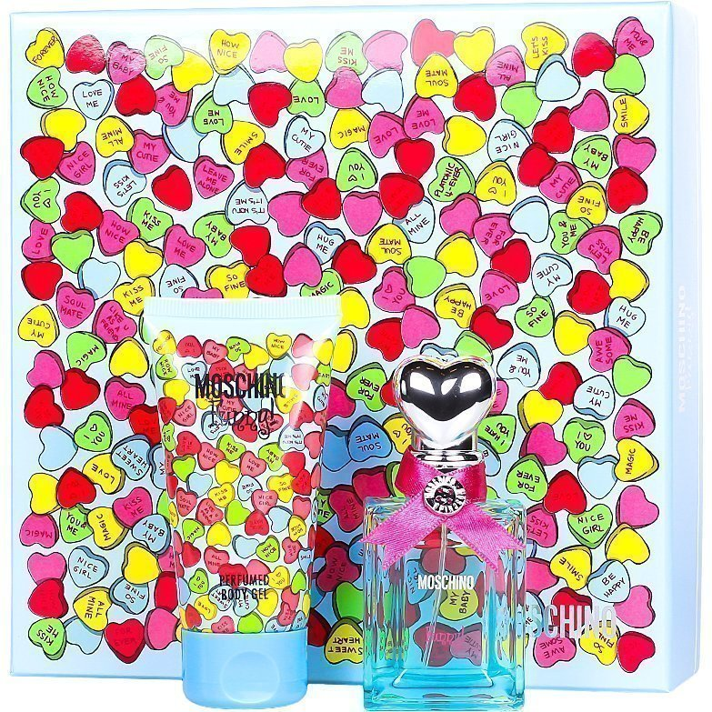 Moschino Funny! Giftset EdT 25ml Shower Gel 50ml
