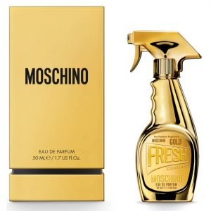 Moschino Gold Fresh Couture Edt 50 Ml Vapo