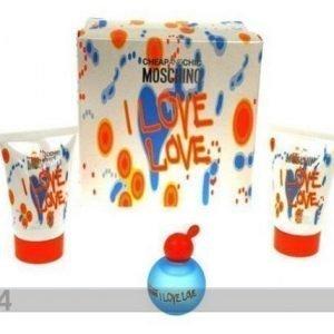 Moschino Moschino I Love Love Pakkaus