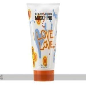Moschino Moschino I Love Love Vartaloemulsio 200ml