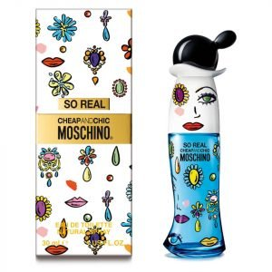 Moschino So Real Eau De Toilette 30 Ml Vapo