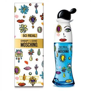 Moschino So Real Eau De Toilette 50 Ml Vapo