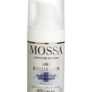 Mossa Age Excellence Firming Wrinkle Smoothing Silmänympärysvoide 15 ml