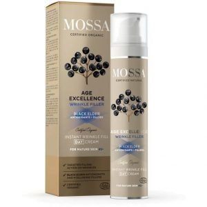 Mossa Instant Wrinkle Fill Day Cream Päivävoide 50 ml