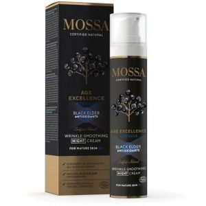 Mossa Intensive Wrinkle Smoothing Night Cream Yövoide 50 ml
