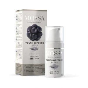Mossa Restoring Eye Cream Silmänympärysvoide 15 ml