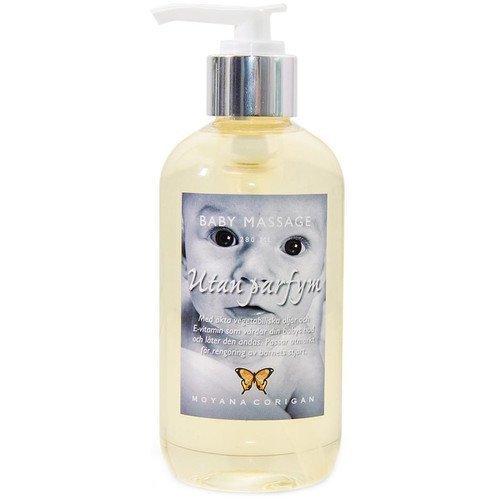 Moyana Corigan Baby Massage Without Perfume 115 ml