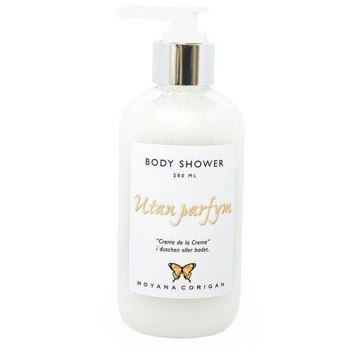 Moyana Corigan Body Shower hajusteeton 115 ml