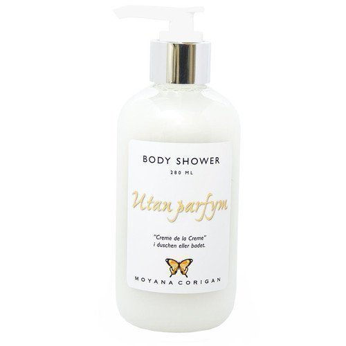 Moyana Corigan Body Shower hajusteeton 280 ml