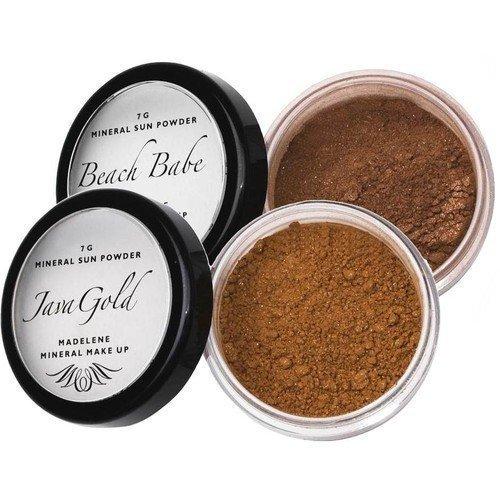 Moyana Corigan Mineral Sun Powder Java Gold