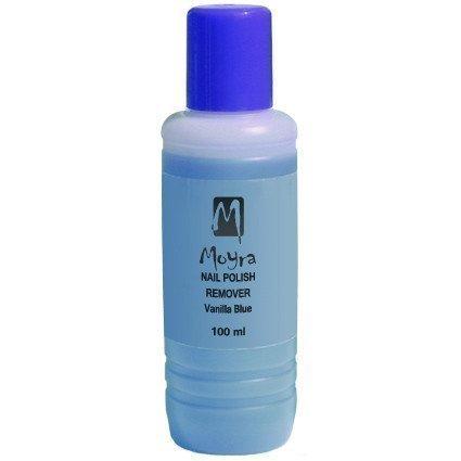 Moyra Remover Aceton Free Vanilla Blue