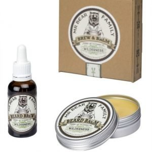 Mr Bear Family Balm & Brew Wilderness