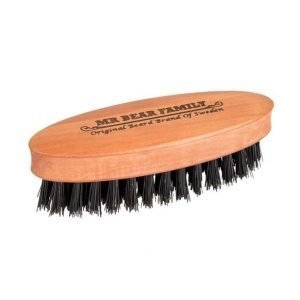 Mr Bear Family Beard Brush Travel
