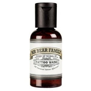 Mr Bear Family Tattoo Wash