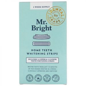 Mr. Bright Whitening Strips