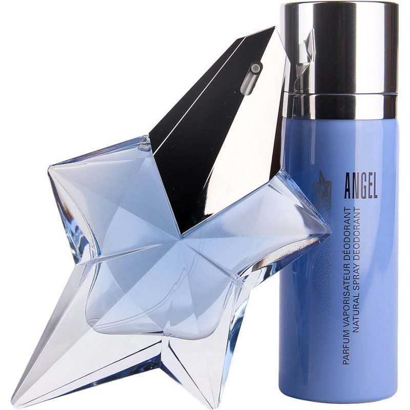 Mugler Angel Duo EdP 50ml Deospray 100ml