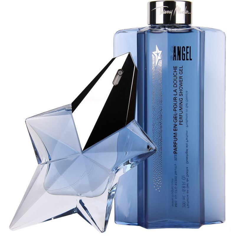 Mugler Angel Duo EdP 50ml Shower Gel 200ml