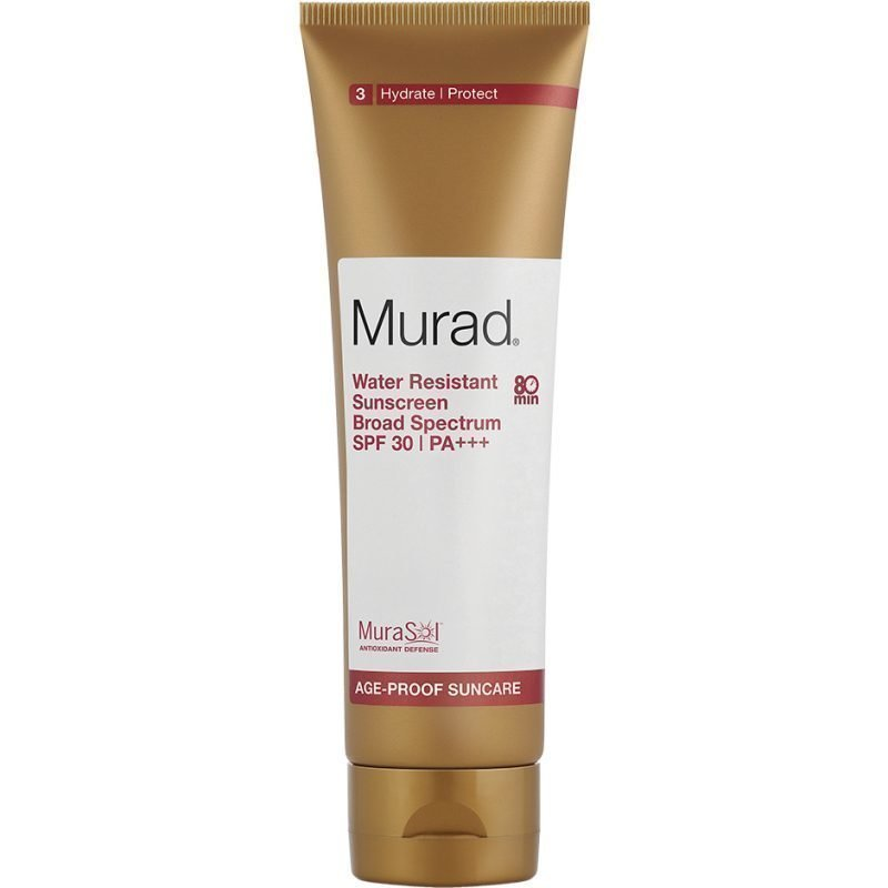 Murad Age-Proof Suncare Water Resistant Sunscreen SPF30 130ml