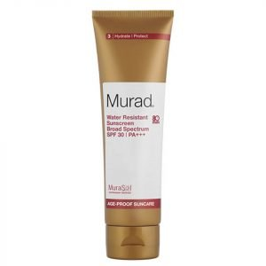 Murad Age-Proof Water Resistant Sunscreen Spf 30 130 Ml