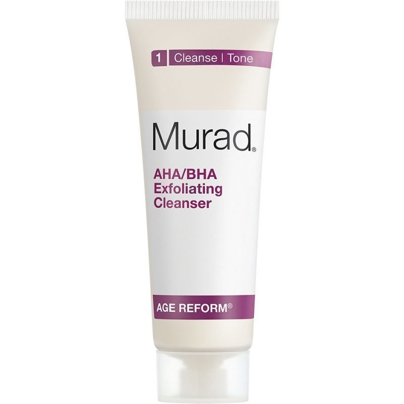 Murad Age Reform AHA/BHA Exfoliating Cleanser 30ml