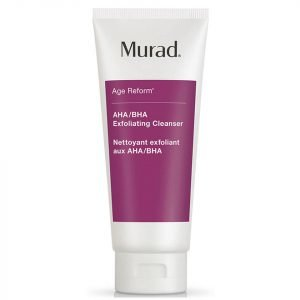 Murad Age Reform Aha / Bha Exfoliating Cleanser 200 Ml