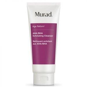 Murad Age Reform Aha / Bha Exfoliating Cleanser 200 Ml