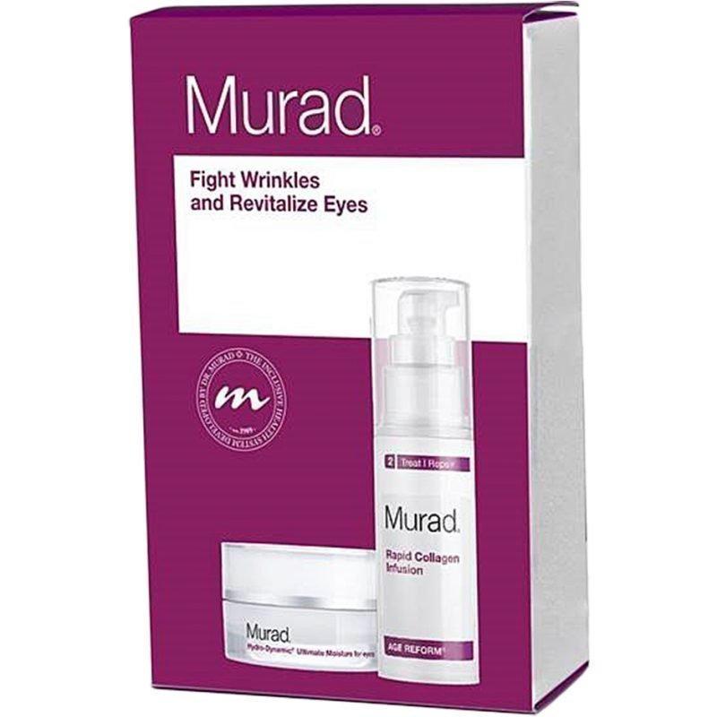 Murad Age Reform Fight Wrinkles And Revatalise Eyes Kit 5ml+3