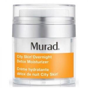 Murad City Skin Overnight Detox Moisturizer