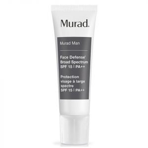 Murad Man Face Defense Spf15 50 Ml