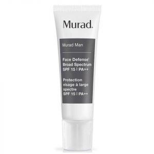 Murad Man Face Defense Spf15 50 Ml