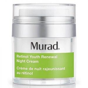 Murad Retinol Youth Renewal Night Cream 50 G