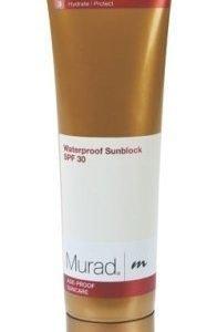 Murad Waterproof Sunblock SPF