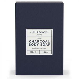 Murdock London Charcoal Body Soap 130 G