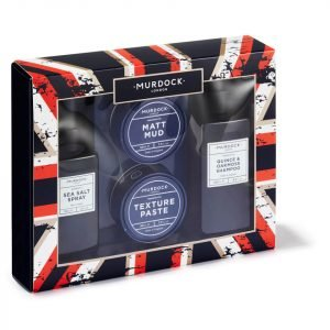 Murdock London Heroes Artful Gift Set