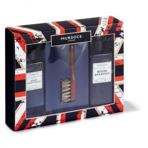 Murdock London Heroes Bailey Gift Set