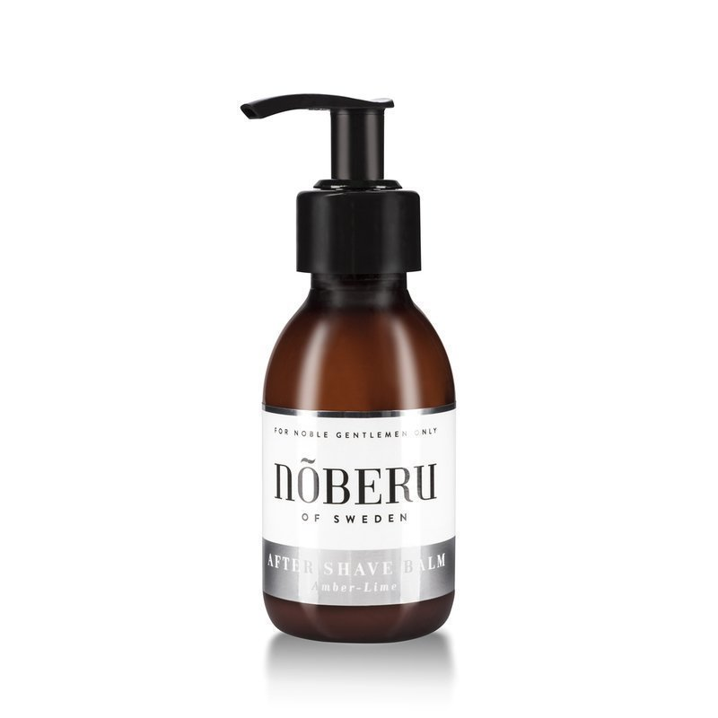 Nõberu Of Sweden After Shave Balm Amber-Lime