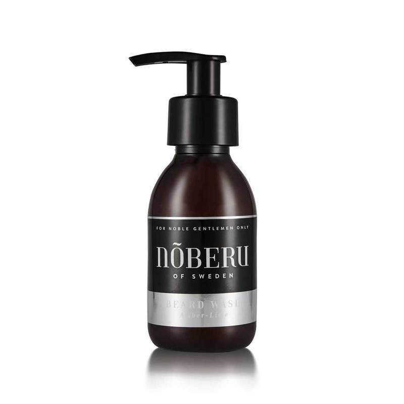 Nõberu Of Sweden Nõberu Beard Wash Amber Lime