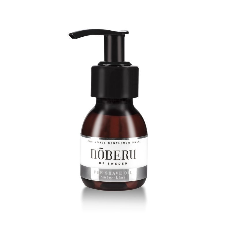 Nõberu Of Sweden Pre-Shave Oil Amber-Lime