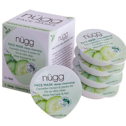 Nügg Deep Cleansing Face Mask 5 pcs