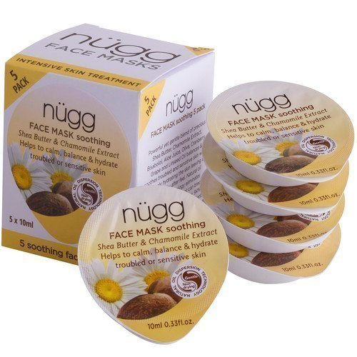Nügg Soothing Face Mask 5 pcs