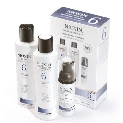 NIOXIN Loyal Kit System 6