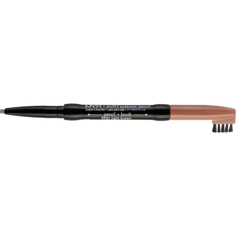 NYX Auto Eye Brow Pencil EP01 Light Brown