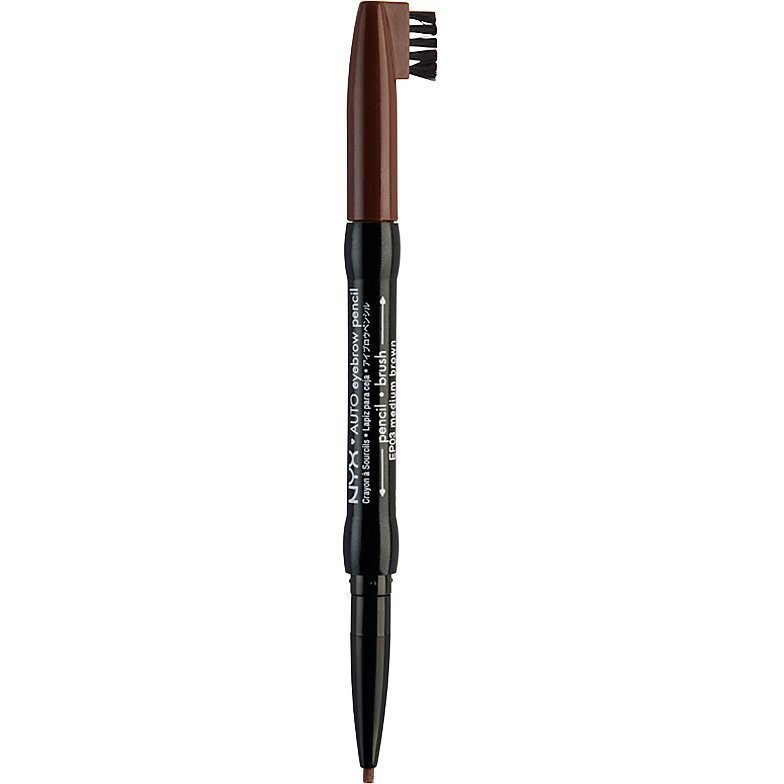 NYX Auto Eye Brow Pencil EP03 Medium Brown