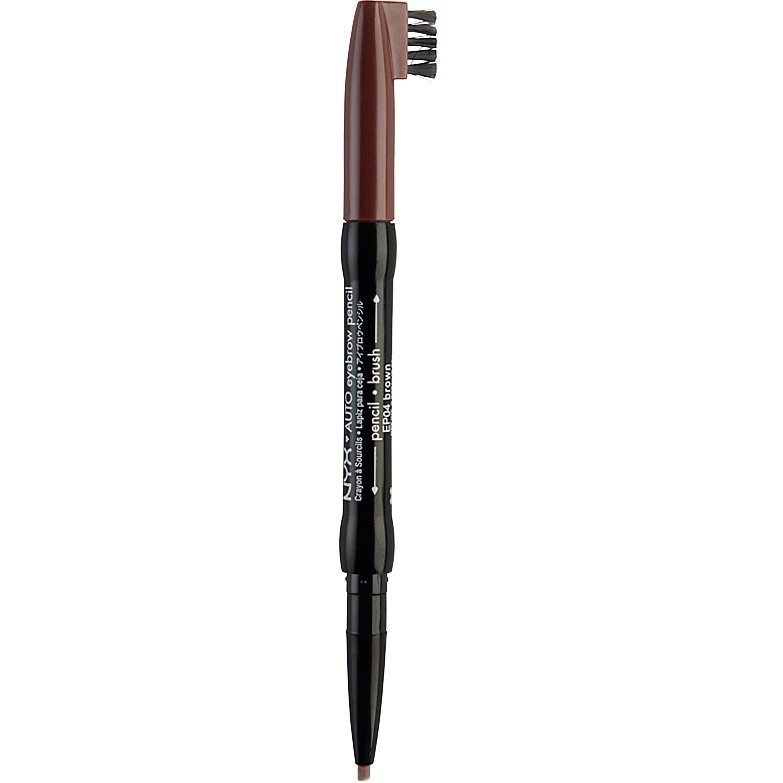 NYX Auto Eye Brow Pencil EP04 Brown