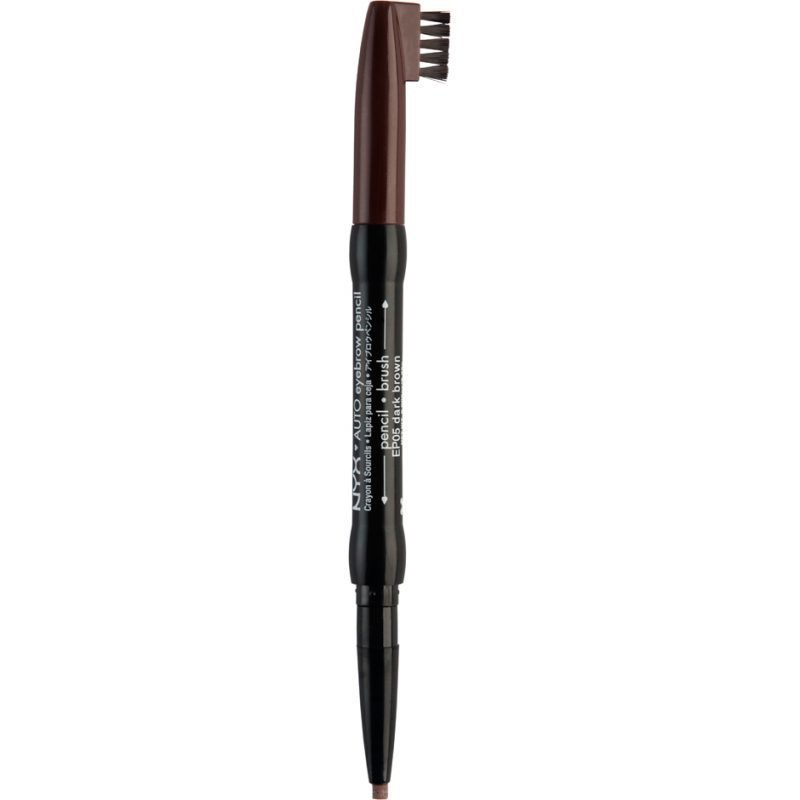 NYX Auto Eyebrow Pencil EP05 Dark Brown 0