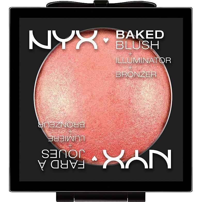 NYX Baked Blush BBL05 Foreplay 6