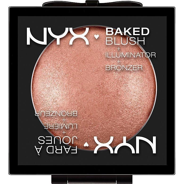 NYX Baked Blush BBL11 Chiffon 6